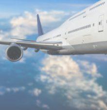 Fliegen - Reise planen/Ticket kaufen