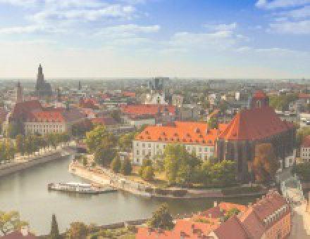 Besichtigen Sie Breslau und Die Umgebung