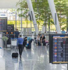 Flugstatus überprüfen - Mehr erfahren