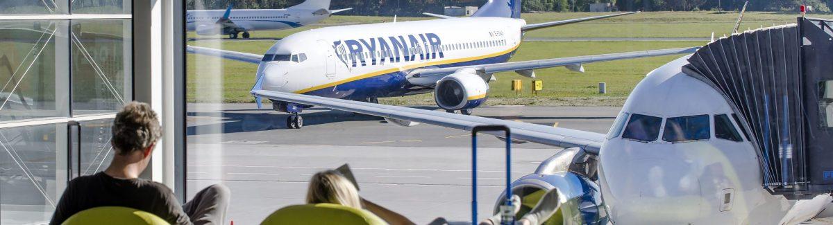 Relaks przed wylotem - lotnisko Wrocław