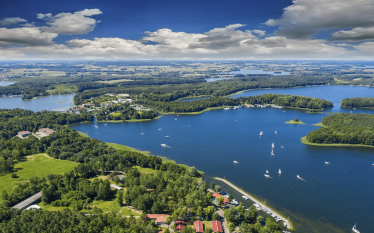 New in summer timetable! From Wroclaw to Olsztyn-Mazury
