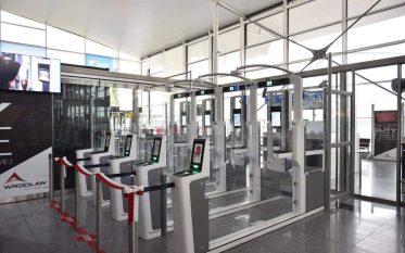 Automated border control (ABC) gates