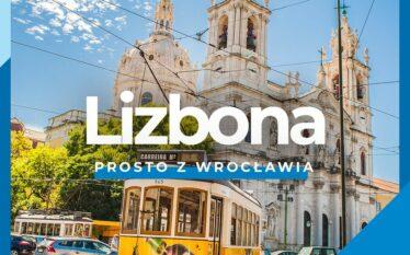 Zimą polecimy do Lizbony!